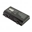 ASUS X51L, kompatibler Akku, LiIon, 11.1V, 4400mAh, schwarz