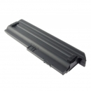 LENOVO ThinkPad X201, kompatibler Akku, LiIon, 10.8V, 7800mAh, schwarz, Hochkapazitätsakku
