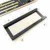 Bild 4: MTXtec externes Alu-Gehäuse für m.2 SSD mit NVMe Schnittstelle zu USB 3.1, silber