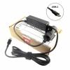 Bild 1: Lenovo 40AK0065WW, 65W USB-C PKW/LKW DC Travel Adapter 12/24V Eingangsspannung