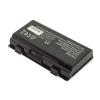 Bild 1: ASUS X51L, kompatibler Akku, LiIon, 11.1V, 4400mAh, schwarz