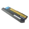 Bild 2: LENOVO ThinkPad X201, kompatibler Akku, LiIon, 10.8V, 7800mAh, schwarz, Hochkapazitätsakku