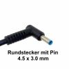Bild 2: MTXtec PKW-Adapter, 19.5V, 2.31A für HEWLETT PACKARD Pavilion 11-n072