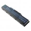 ACER Aspire 5738Z DDR2, kompatibler Akku, LiIon, 10.8/11.1V, 4600mAh, schwarz
