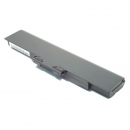 SONY Vaio VGN-CS31ST/P, kompatibler Akku, LiIon, 11.1V, 4400mAh, schwarz