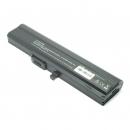 SONY Vaio VGN-TX56CN, kompatibler Akku, LiIon, 7.4V, 7800mAh, schwarz