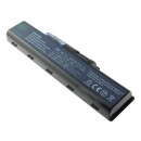 ACER Aspire 5740G, kompatibler Akku, LiIon, 10.8/11.1V, 4600mAh, schwarz