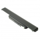 ASUS K53S, kompatibler Akku, LiIon, 10.8V, 5200mAh, schwarz