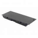 DELL Precision M4800, kompatibler Akku, LiIon, 11.1V, 6600mAh, schwarz, Hochkapazitätsakku