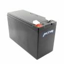 MTXtec Ersatzakku für USV APC Back UPS 650/700/800, ersetzt RBC17