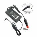 ASUS A45V, kompatibler PKW/LKW-Adapter, 19V, 6.3A