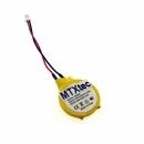 MTXtec BIOS-Batterie, 3V, 200mAh für HEWLETT PACKARD Pavilion dv7