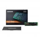 Notebook-Festplatte 500GB, M.2 SSD SATA6 für MSI GS72 6QE Stealth Pro
