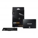 Notebook-Festplatte 250GB, SSD SATA3 MLC für ECS ELITEGROUP MB40ii ID 5