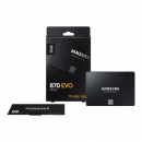 Notebook-Festplatte 250GB, SSD SATA3 MLC für ECS ELITEGROUP MB40ii ID 6
