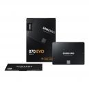 Notebook-Festplatte 500GB, SSD SATA3 MLC für MSI PE70 2QE (5GEN)
