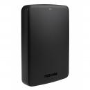 Toshiba Canvio Basics externe Festplatte 500 GB 6,4 cm (2,5 Zoll) USB 3.0 schwarz (HDTB305EK3AA)