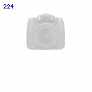 Toshiba Canvio Slim externe Festplatte 500 GB 6,4 cm (2,5 Zoll) USB 3.0 schwarz (HDTD205EK3DA)