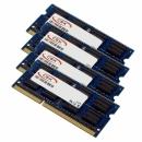 64GB (4x16GB) RAM Kit für Apple iMac 27'' (06/2017), DDR4 2400MHz, PC4-19200