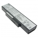 Original OEM Akku (Batterie) Typ A32-K72, LiIon, 10.8V, 4400mAh, schwarz