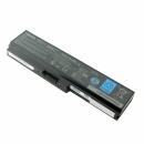 Original OEM Akku (Batterie) TOSHIBA PA3817U-1BRS, LiIon, 10.8V, 4400mAh, schwarz