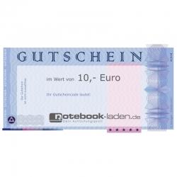 Bild 1: MTXtec Geschenkgutschein über 10 Euro