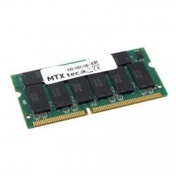 Bild 1: 512MB Notebook RAM-Speicher SODIMM SDRAM PC133, 133MHz 144 pin