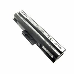 Bild 1: SONY Vaio VGN-CS50B/W, kompatibler Akku, LiIon, 11.1V, 4400mAh, schwarz