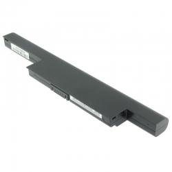 Bild 1: ASUS K93S, kompatibler Akku, LiIon, 11.1V, 4400mAh, schwarz