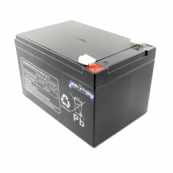 Bild 1: USV/UPS-Akku 12V, 12000mAh (1 Akku von 2) für APC Smart-UPS 1000VA USB SUA1000I