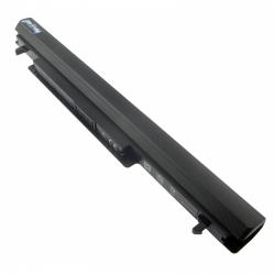 Bild 1: Akku für ASUS A31-K56, LiIon, 14.4V, 2200mAh, schwarz
